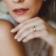 Verlobungsring / Beisteckring Plättchen